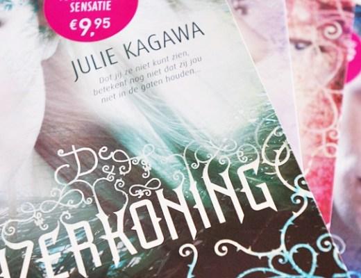 julie kagawa the iron fey 1 - Julie Kagawa - The Iron Fey boekenreeks (+win!)