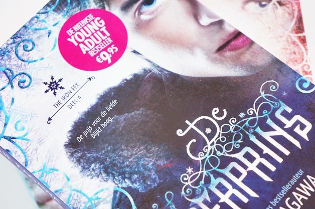 julie kagawa the iron fey 4 - Julie Kagawa - The Iron Fey boekenreeks (+win!)