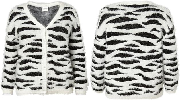 junarose mei 2014 2 - New in! | Junarose blazer & fluffy vest