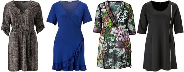 jurkjesmouwen2 - Plus Size | 26 x jurkjes met mouw