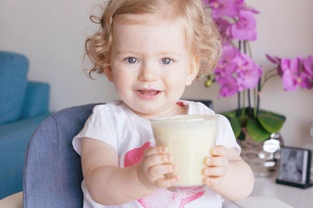 kabrita peutermelk 7 - Frisse zomersmoothies voor kids op basis van geitenmelk
