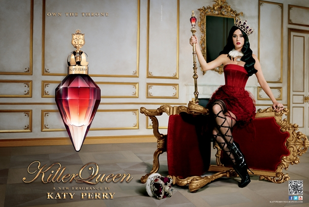 katy perry killer queen 6 - Parfumnieuws | Katy Perry Killer Queen
