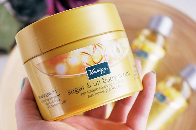 kneipp beauty geheim producten review 71 - Favoriete beautyproducten maart 2015