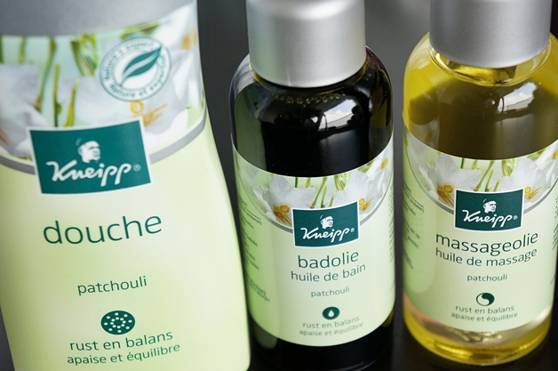 kneipppatchouli2 - Kneipp introduceert de patchouli verzorgingslijn