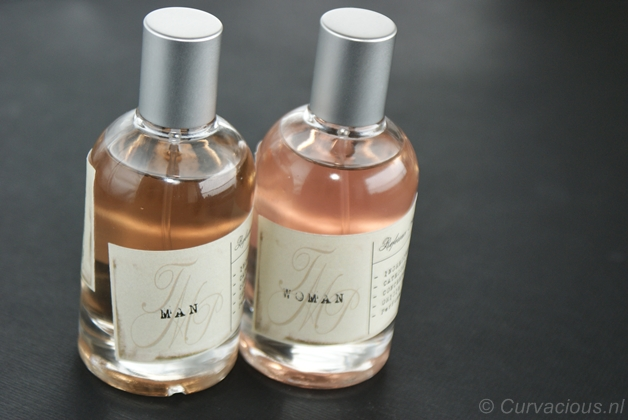 kruidvatparfum1 - The Master Perfumer No53 Amber & No28 Black Wood