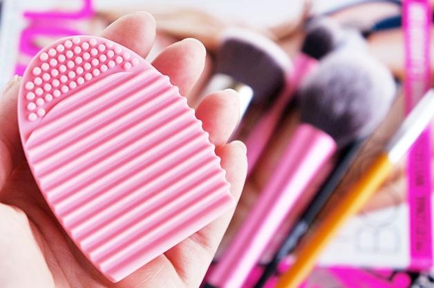 kwasten wassen tips 4 - Mijn top 5 make-up kwasten & how-to kwasten wassen