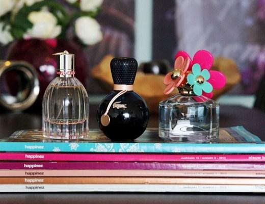lacoste sensuelle see by chloe eau fraiche marc jacobs daisy delight - Lenteparfums van Chloé, Marc Jacobs & Lacoste