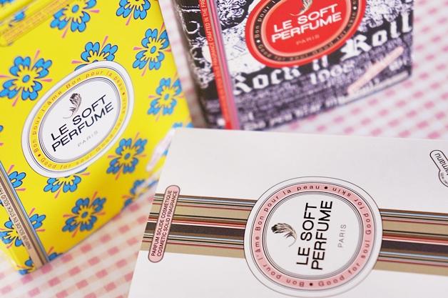 le soft perfume 2 - Le Soft Perfume parfum sticks