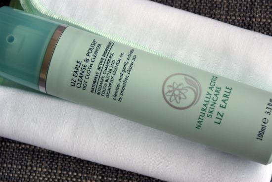 lizearlecleanser2 - Liz Earle cleanse & polish hot cloth cleanser