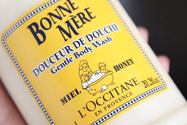 loccitanebonnemere2 - Love it!   L'Occitane Bonne Mère gentle body wash honey