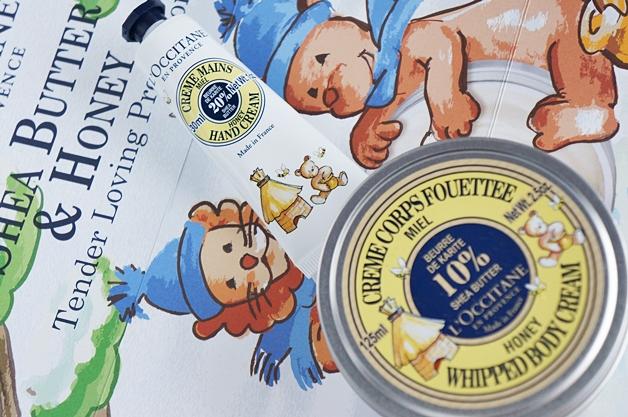 loccitanesheabutterhoney1 - L'Occitane Shea Butter & Honey