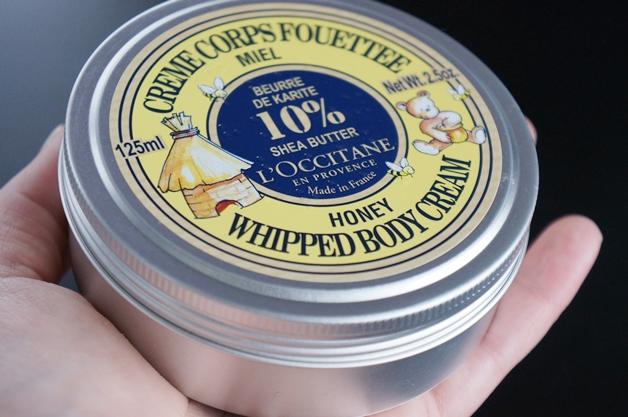 loccitanesheabutterhoney6 - L'Occitane Shea Butter & Honey