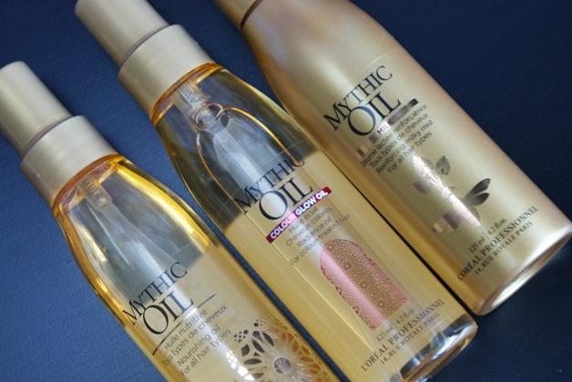 lorealmythicoils1 - L'Oréal Professionnel breidt Mythic Oil assortiment uit