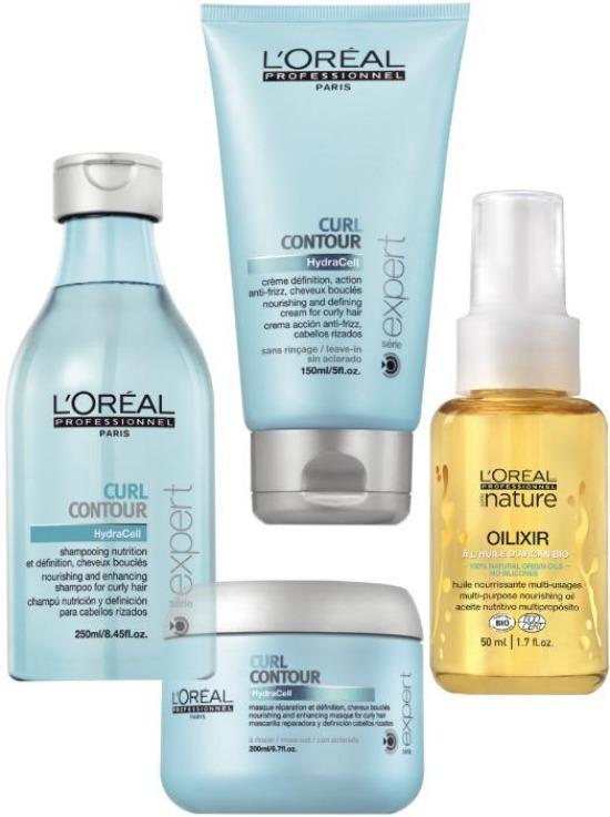 lorealprofessionelmei2011 - L'Oréal Professionnel Curl Contour & Oilixir