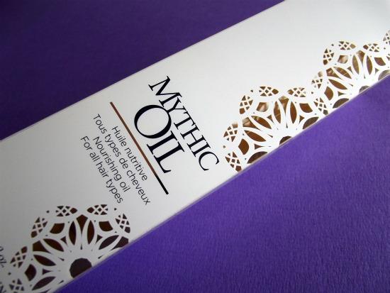 lorealproffessionelmythicoil1 - L'Oréal Professionnel Mythic Oil - foto's en review