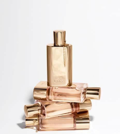 Love, Chloé limited edition purse spray