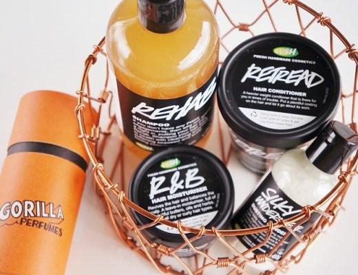 Lush haarproducten