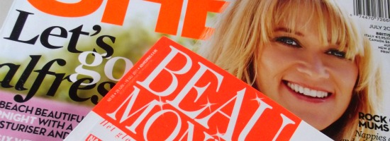 Magazine Tip: Beau Monde pocket & SHE