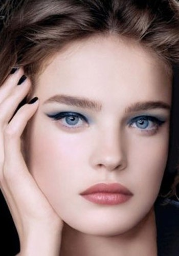 make up tips blauwe ogen 9 - Make-up tips voor blauwe ogen