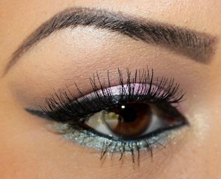 make up tips bruine ogen 2 - Make-up tips voor bruine ogen