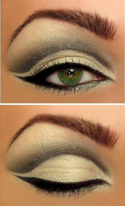 make up tips groene ogen 4 - Make-up tips voor groene ogen