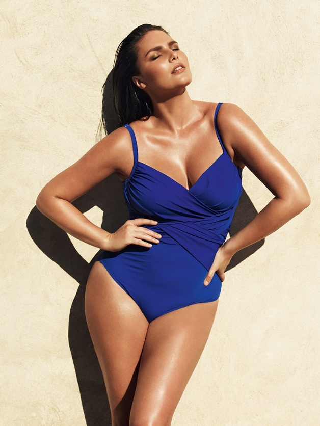 mango violeta swimwear lookbook 1 - Plussize inspiratie | MANGO Violeta summer & swimwear lookbook