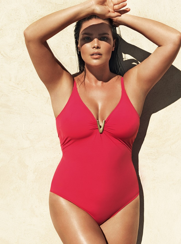 mango violeta swimwear lookbook 3 - Plussize inspiratie | MANGO Violeta summer & swimwear lookbook