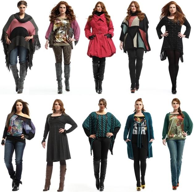 matfashion2012fw7 - Plussize inspiratie | MAT Fashion herfst & winter 2012