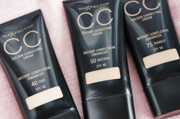 max factor cc cream 1 - Max Factor CC Cream
