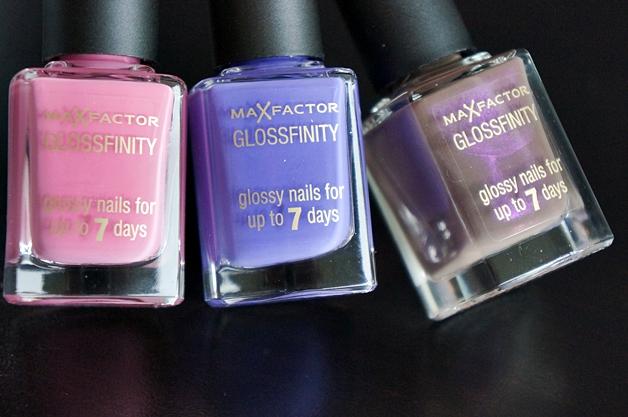 max factor glossfinity 3 - Max Factor Glossfinity nagellak