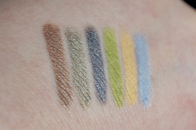 max factor nieuws juli 2013 3 - Max Factor shadow pots, shadow pencils & clump defy mascara