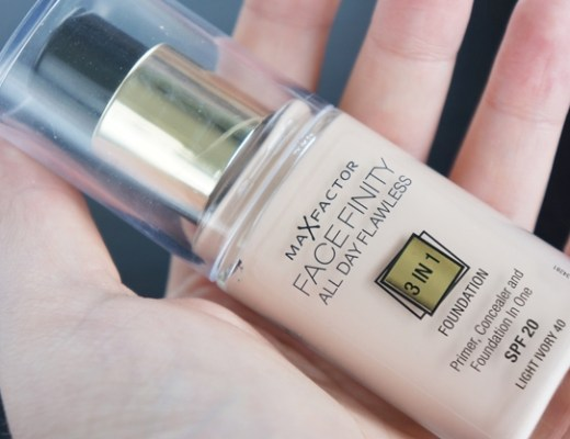 maxfactor3in1foundation1 - Max Factor | Facefinity all day flawless 3-in-1 foundation