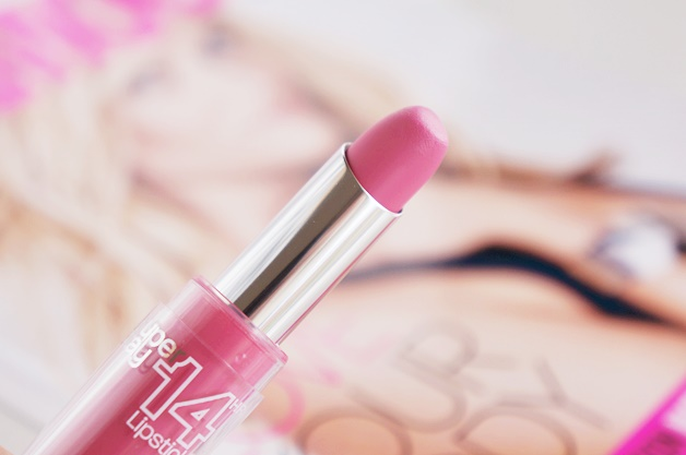 maybelline superstay 14 hr lipstick neverending pink 2 - Maybelline superstay 14hr lipstick   Neverending Pink