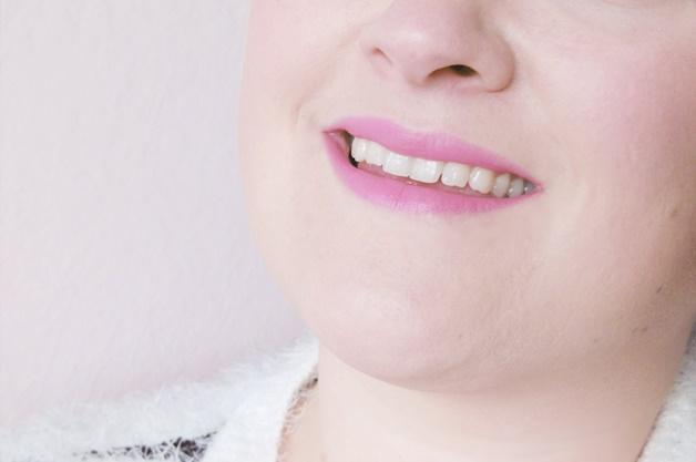 maybelline superstay 14 hr lipstick neverending pink 5 - Maybelline superstay 14hr lipstick   Neverending Pink