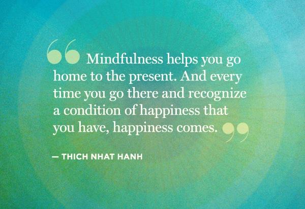 mindfulness 2 - Mindfulness