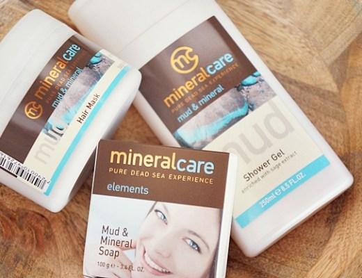 mineral care mud mineral 1 - MineralCare mud & mineral soap, shower gel & hair mask