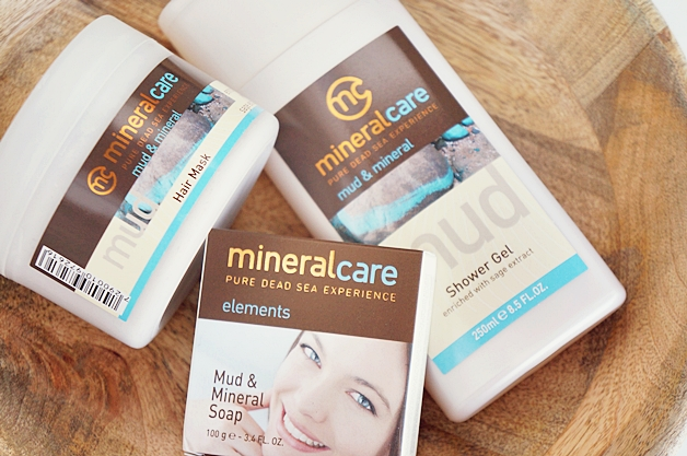 mineral care mud mineral 1 - MineralCare mud & mineral soap, shower gel & hair mask
