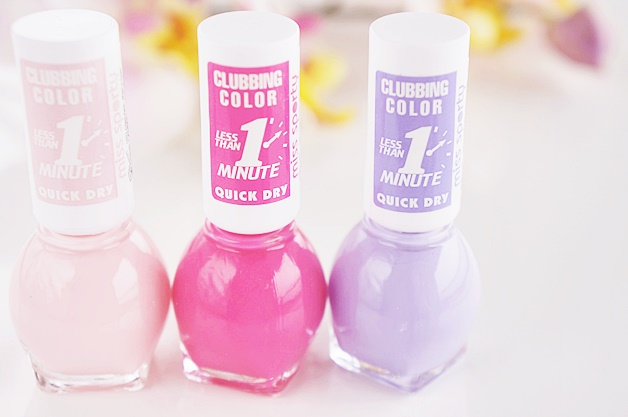 miss sporty clubbing colour quick dry 2 - Budgettip | Miss Sporty nagellakjes