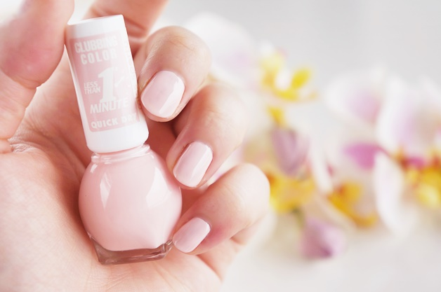 miss sporty clubbing colour quick dry 4 - Budgettip | Miss Sporty nagellakjes