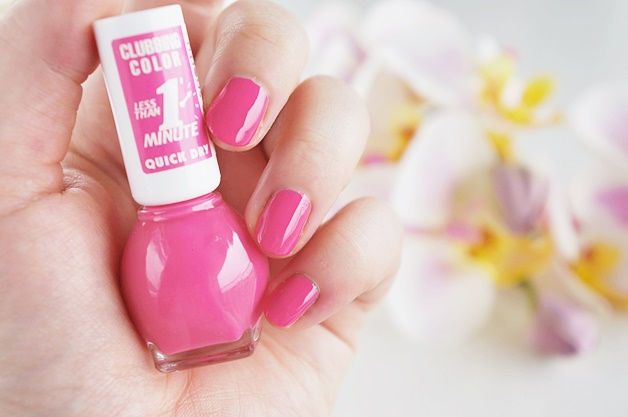 miss sporty clubbing colour quick dry 5 - Budgettip | Miss Sporty nagellakjes