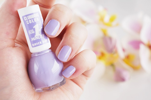 miss sporty clubbing colour quick dry 6 - Budgettip | Miss Sporty nagellakjes