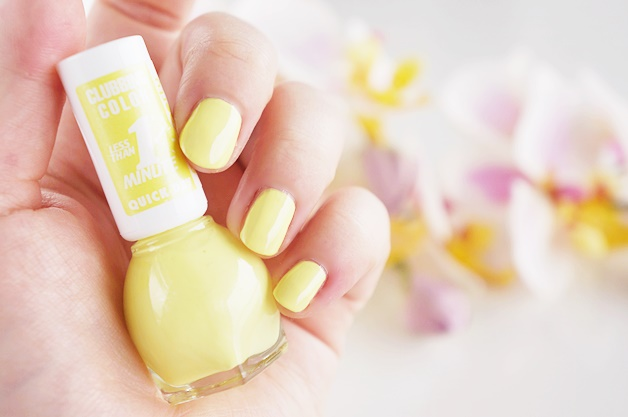 miss sporty clubbing colour quick dry 9 - Budgettip | Miss Sporty nagellakjes