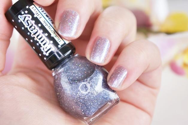 miss sporty funtasy holographic nail polish 4 - Miss Sporty funtasy holographic nail polish