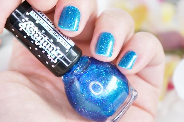 miss sporty funtasy holographic nail polish 6 - Miss Sporty funtasy holographic nail polish