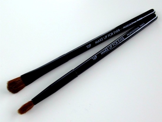 mufesmokeypalettefibermascara7 - Make Up For Ever   Smoky Palette & Lash Fibres (informatie, foto's, reviews & swatches)