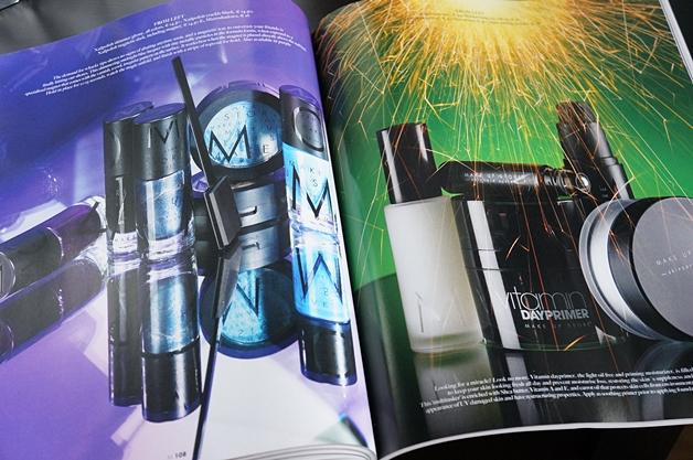 mus18magazine6 - Make Up Store | Magazine #18 the arty issue 2012