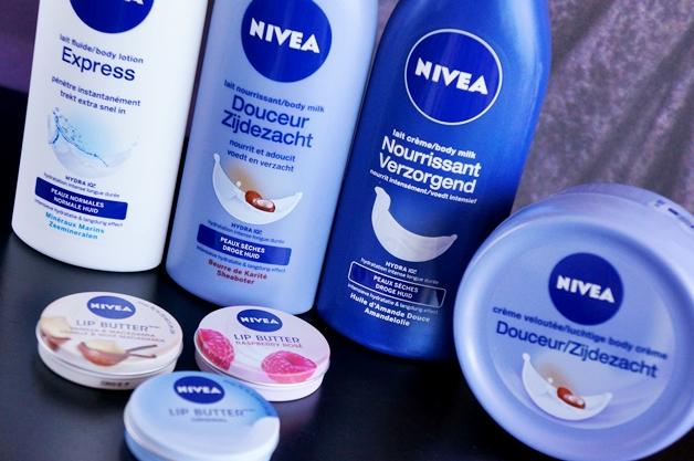 nivea lip butter zijdezacht 1 - Nivea zijdezachte bodycrème en lip butters