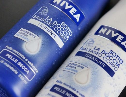 niveadouchelotion1 - Nivea bodylotion & bodymilk voor onder de douche