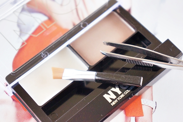 nyc browser brush on brow kit 2 - Budget tip | NYC browser brush-on brow kit