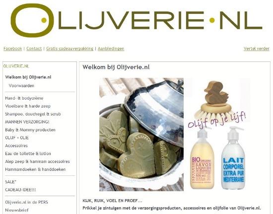 olijverie1 - Webwinkel: Olijverie.nl